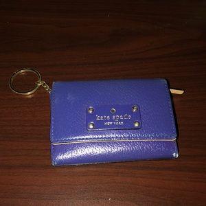 Kate Spade card/coin holder